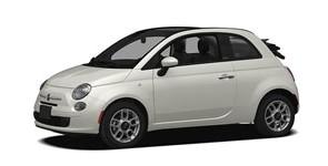 GRUPPO E: FIAT 500 CABRIO automatic / manuale